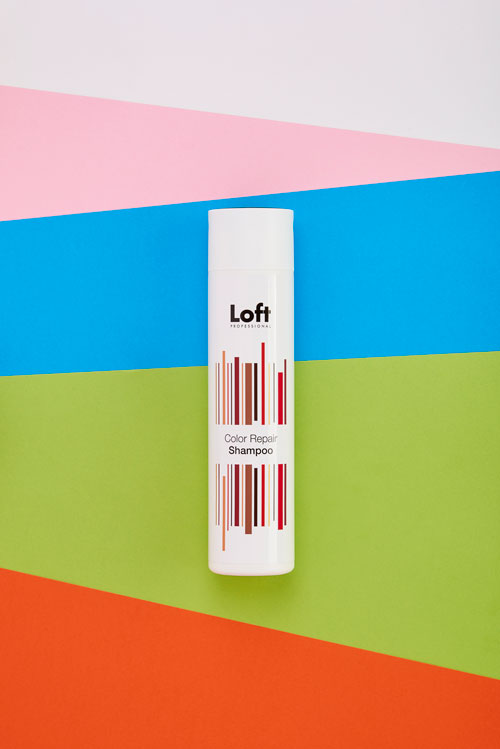 Color Repair Shampoo Loft Hair Studio