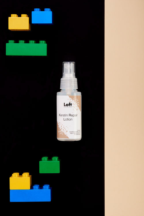 Keratin Reapair Lotion Loft Hair Studio