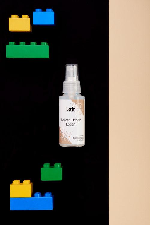 Keratin Reapair Lotion Loft Hair Studio