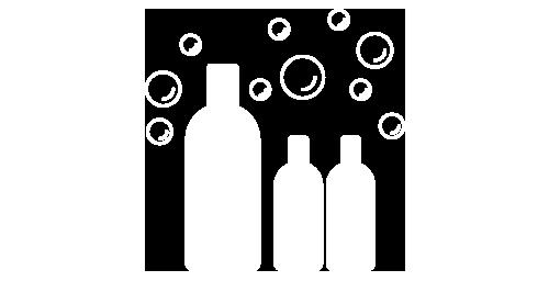 Icona della linea prodotti cosmetici di Loft Hair Studio